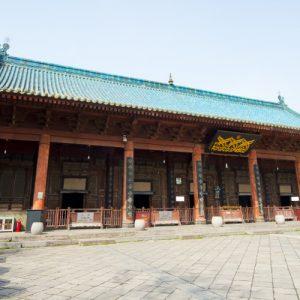Grande Mosquée (Daqingzhen si) - 大清真寺