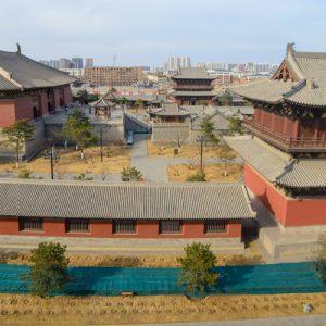 Le monastère Huayan – 华严寺