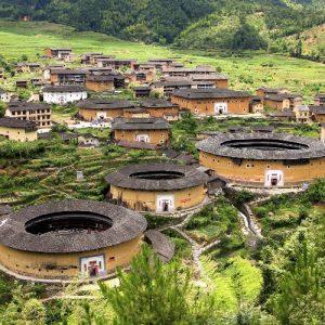 Tulou de Chuxi 初溪土楼