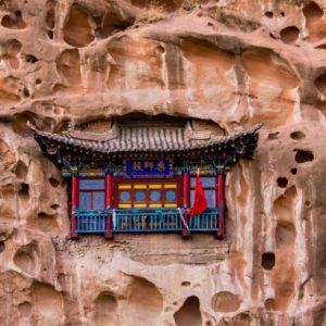 Grottes et temples Matisi - 馬蹄寺石窟群