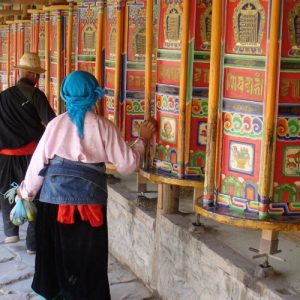 Xiahe - 夏河 et Labrang - 拉卜楞寺