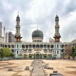 Grande Mosquée Dongguan - 西宁东关清真大寺