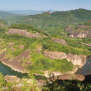 Montagne Wuyishan 武夷山
