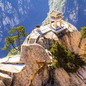 Mont Huashan – 华山
