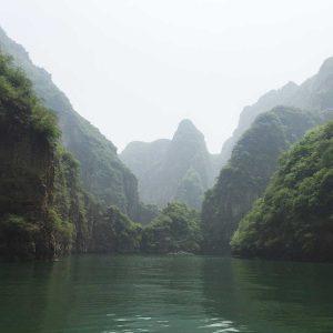 Gorges de Longqing