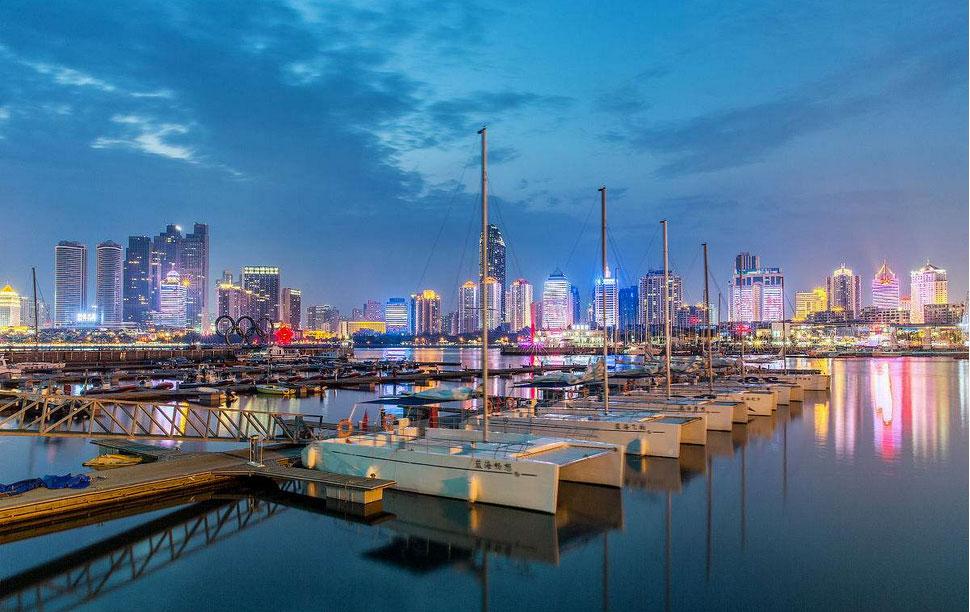 Discover Qingdao - Shandong Province - China Roads