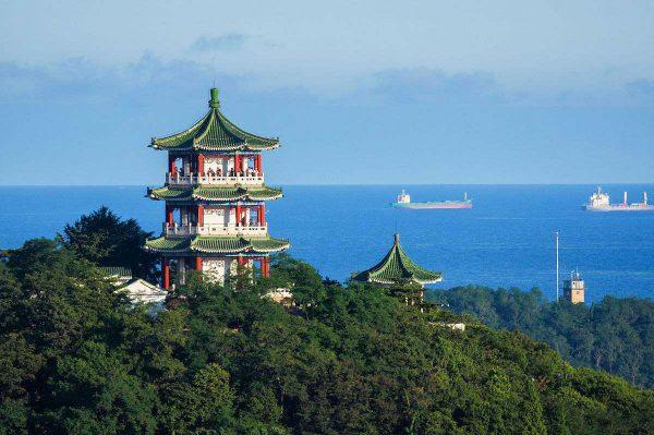 Qingdao—Xiaoyu-Hiil