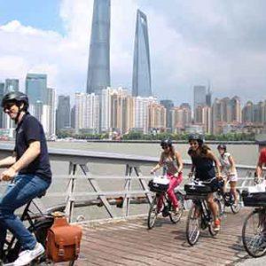 Activité - Tour à vélo