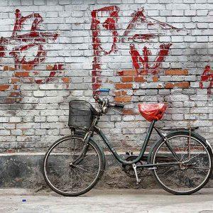 Hong Kong à vélo