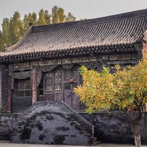Le Temple Shuanglin - 双林寺