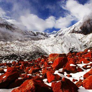 Glacier Hailuogou
