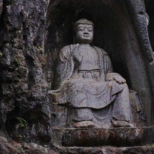 Le Temple Lingyin – 灵隐寺