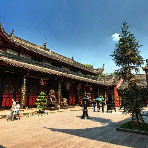 Temple Wenshu