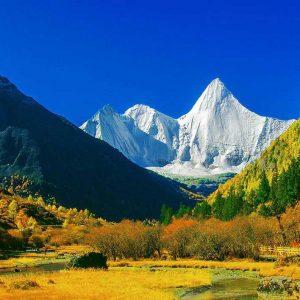 Daocheng et la réserve de Yading