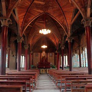 Eglise de Dengchigou
