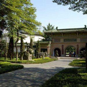 Mausolée du Roi Wang Jian