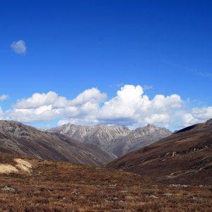 Altitudes au Sichuan
