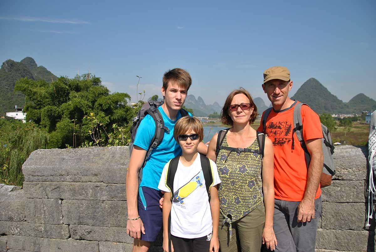 Famille Chaput – Circuit aux confins de la Chine (15 jours)