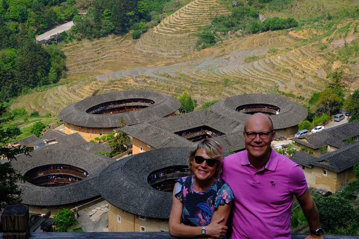 Aude – Circuit Fujian et villages Tulou (4 jours)