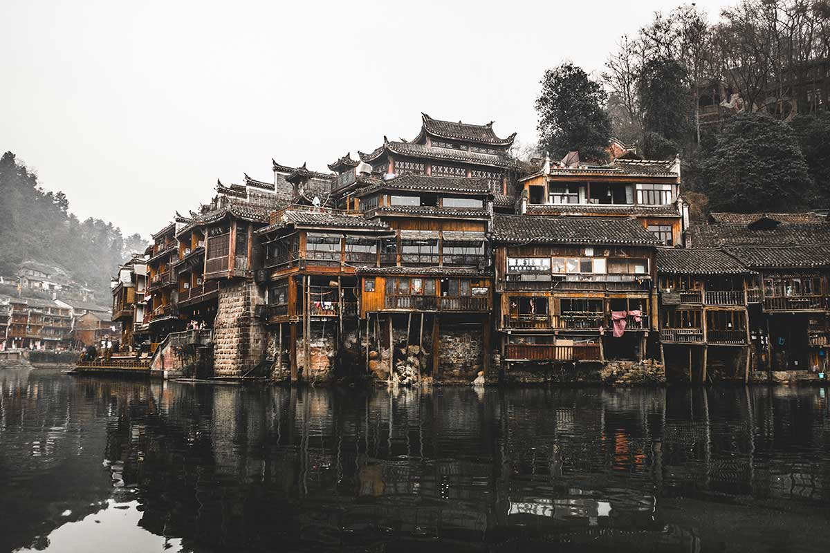 Alba et Michel – Circuit Hunan & Guangxi (13 jours)