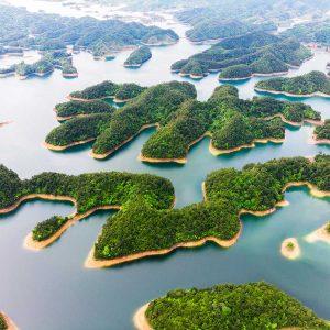 Lac aux 1000 îlots 千岛湖