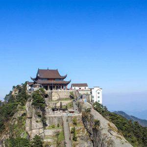 Montagne de Jiuhua 九华山