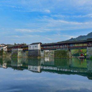Le Pont Arc-en-ciel 彩虹桥