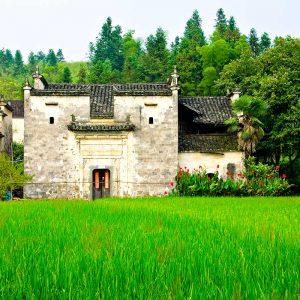 Villages de Sixi et Yancun 思溪延古村