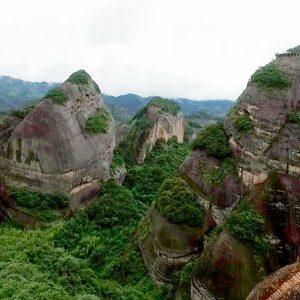 Parc de Bajiao Zhai 八角寨