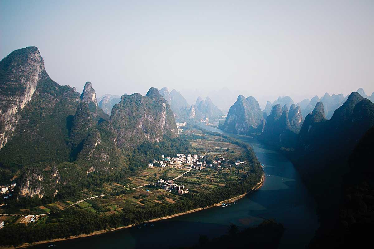 M Tropeano – Paysages karstiques de Yangshuo et rizières en terrasses de Longji (5 jours)