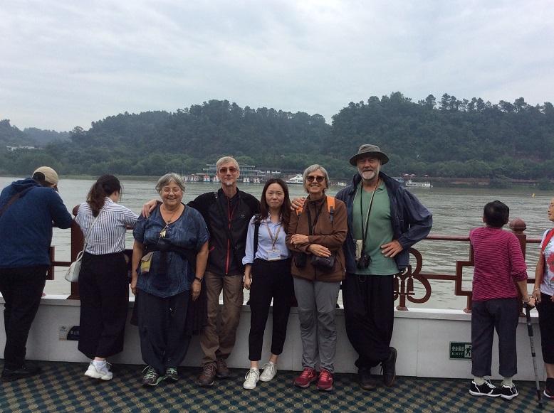 Jean, Martine, Guy & Sylvie – Circuit Chine en liberté ( 24 jours)