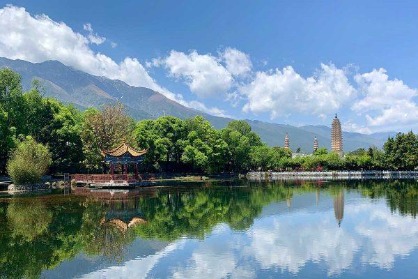 Dali-trois-pagode-Yunnan-tour