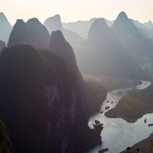 Montagne de Laozhai