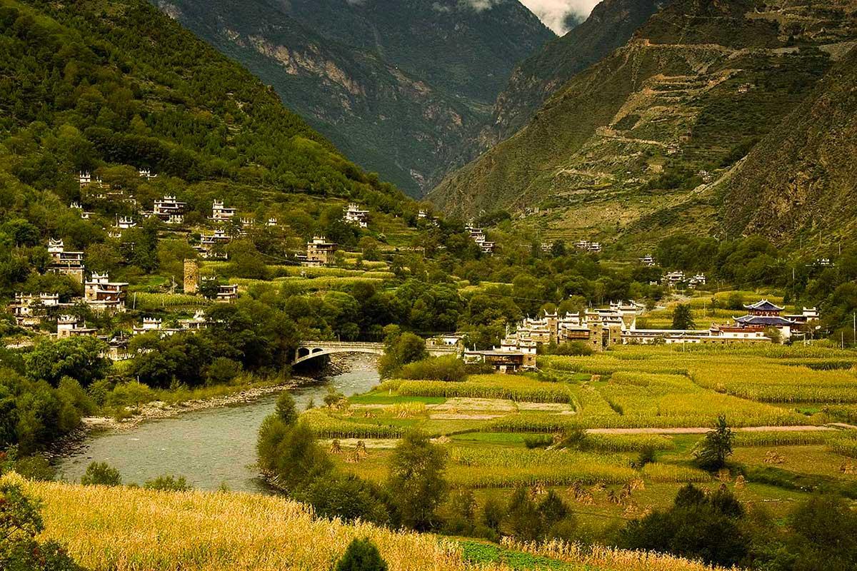 Groupe d'amis Giraud Dupont – À l'ouest du Sichuan