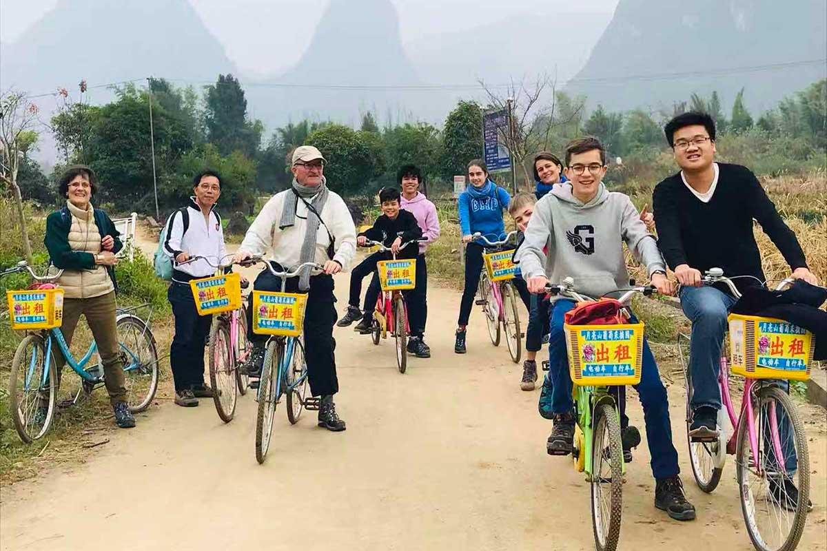 Florence – Minorités ethniques et paysages du Nord Guangxi et sud Guizhou (5 jours)