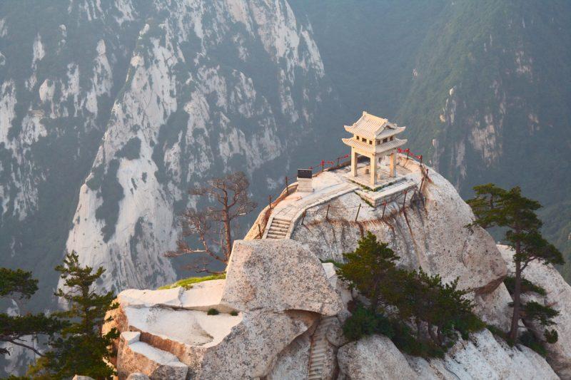 Huashan - Chine