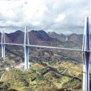 Pont de Pingtang 平塘特大桥
