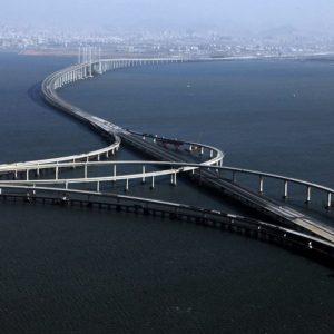 Vignette - China - PA - Haiwan Bridge
