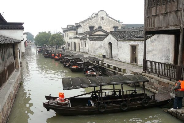 China - Circuit CE 9 - Wuzhen