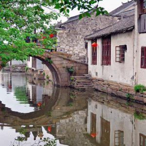 China - Extension CE 1 - Zhouzhuang