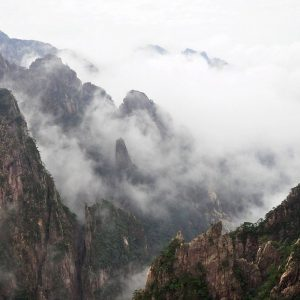 China - Extension CE 8 - Huangshan